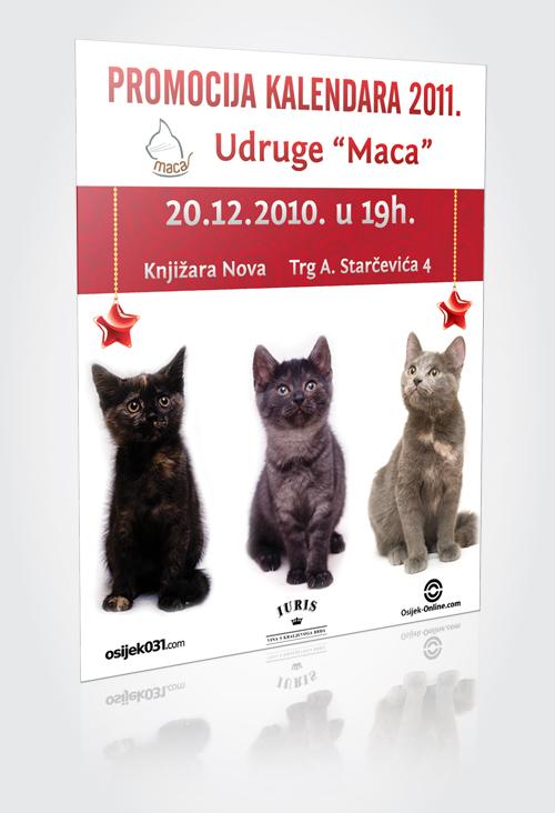 Maca kalendar