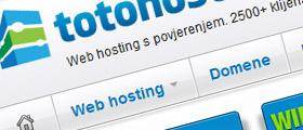 Totohost web hosting v2
